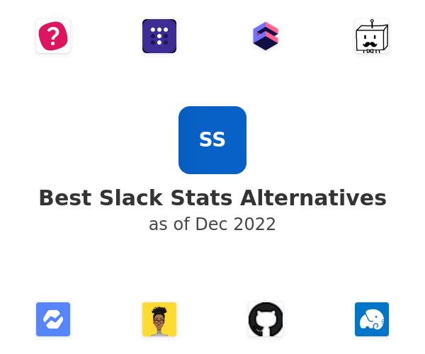 Best Slack Stats Alternatives