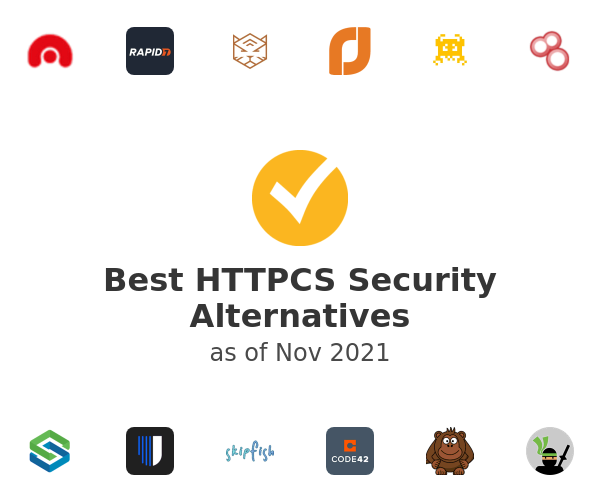 Best HTTPCS Security Alternatives