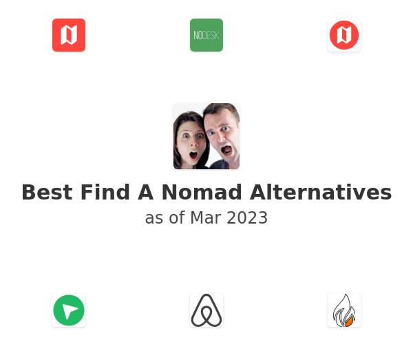Best Find A Nomad Alternatives