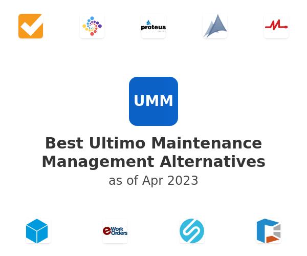 Best Ultimo Maintenance Management Alternatives