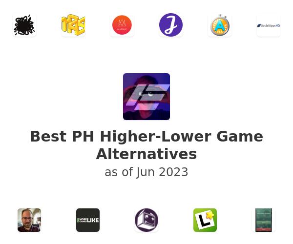 Best PH Higher-Lower Game Alternatives
