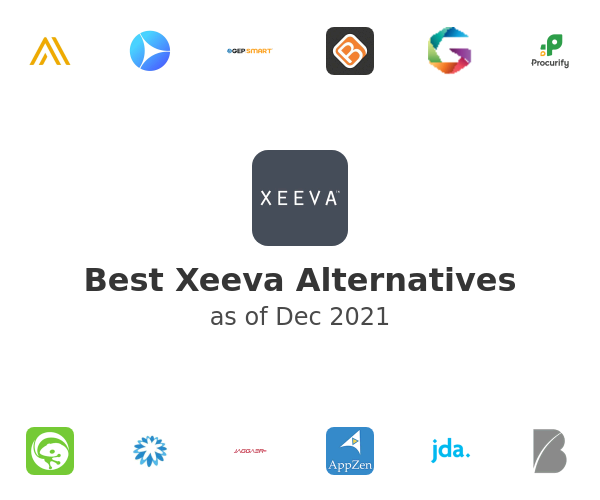 Best Xeeva Alternatives