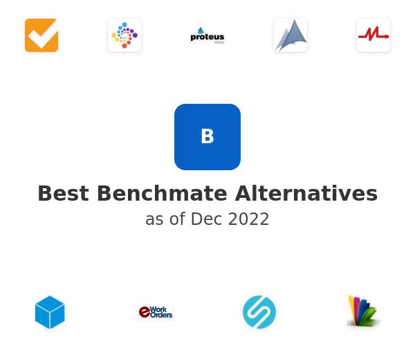 Best Benchmate Alternatives