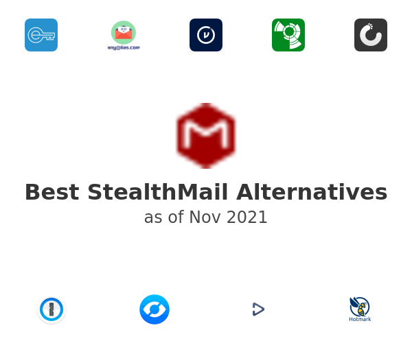 Best StealthMail Alternatives