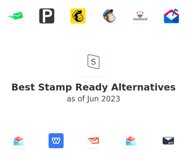 Best Stamp Ready Alternatives