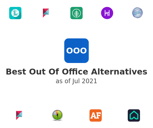 Best Out Of Office Alternatives