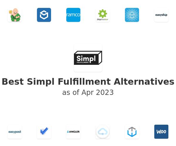 Best Simpl Fulfillment Alternatives