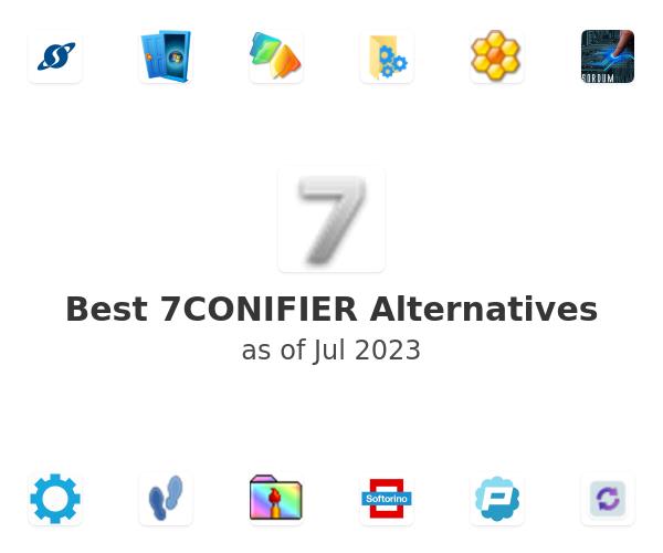 Best 7CONIFIER Alternatives