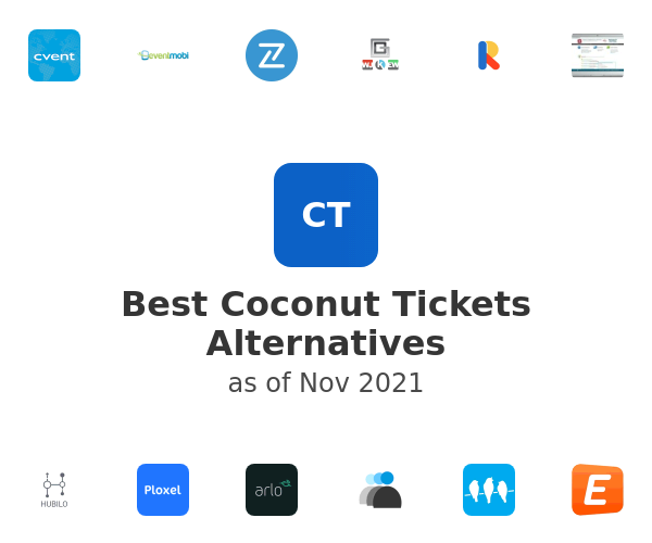 Best Coconut Tickets Alternatives