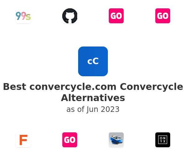 Best Convercycle Alternatives