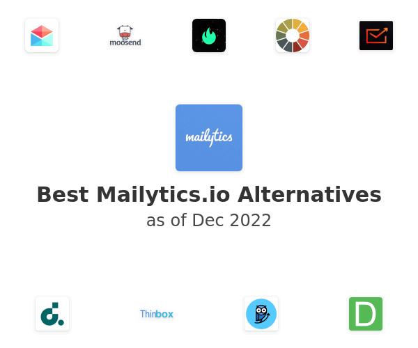 Best Mailytics Alternatives
