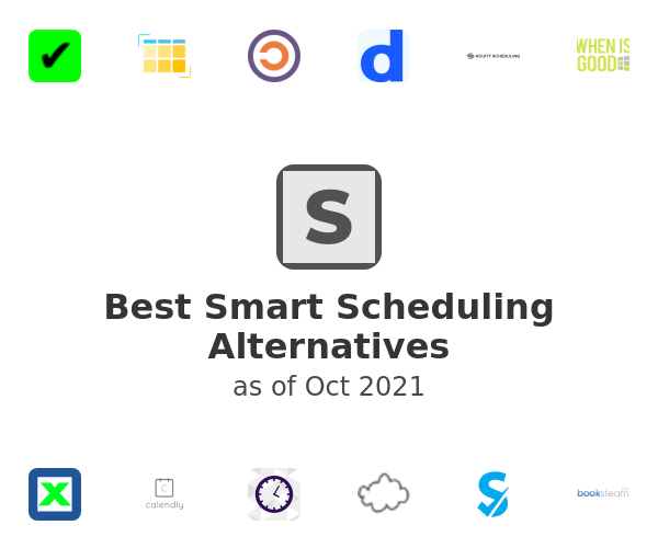 Best Smart Scheduling Alternatives