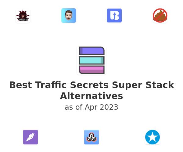 Best Traffic Secrets Super Stack Alternatives