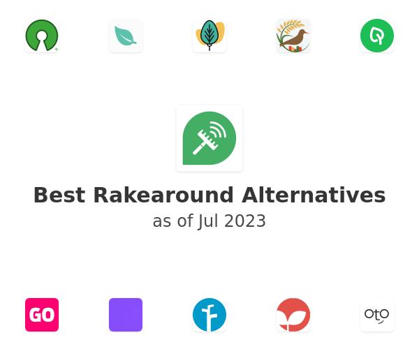 Best Rakearound Alternatives