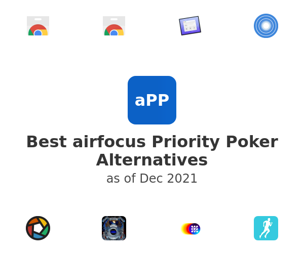 Best airfocus Priority Poker Alternatives