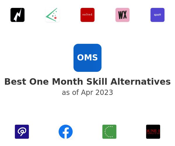 Best One Month Skill Alternatives
