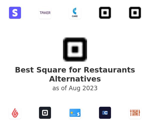 Best Square for Restaurants Alternatives