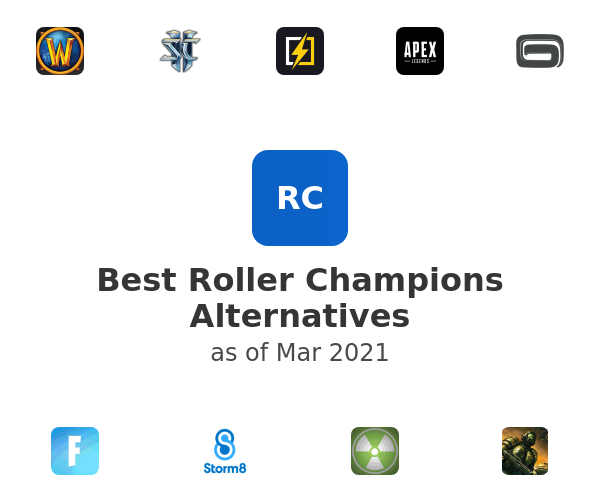 Best Roller Champions Alternatives