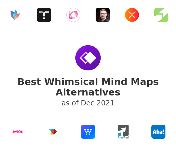 Best Whimsical Mind Maps Alternatives