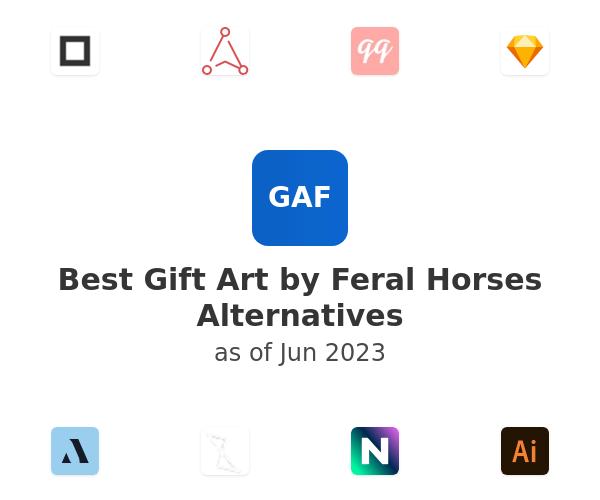 Best Gift Art by Feral Horses Alternatives