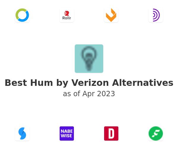 Best Hum by Verizon Alternatives