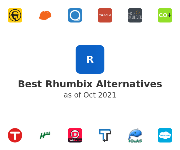 Best Rhumbix Alternatives