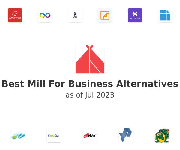Best Mill For Business Alternatives