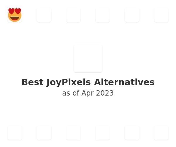 Best JoyPixels Alternatives
