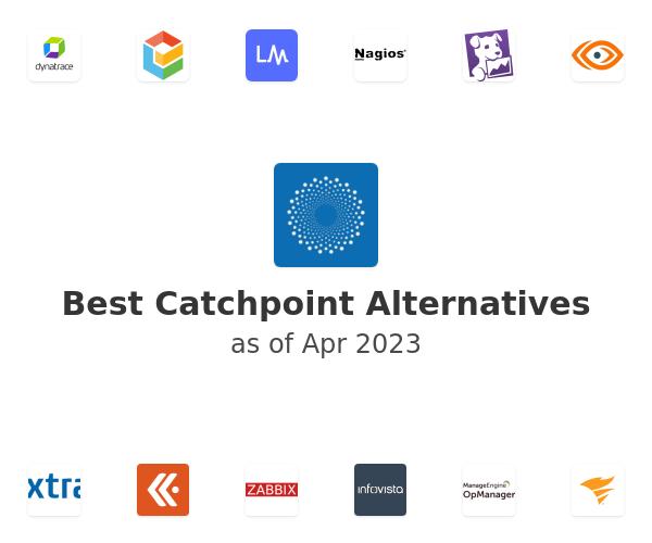 Best Catchpoint Alternatives