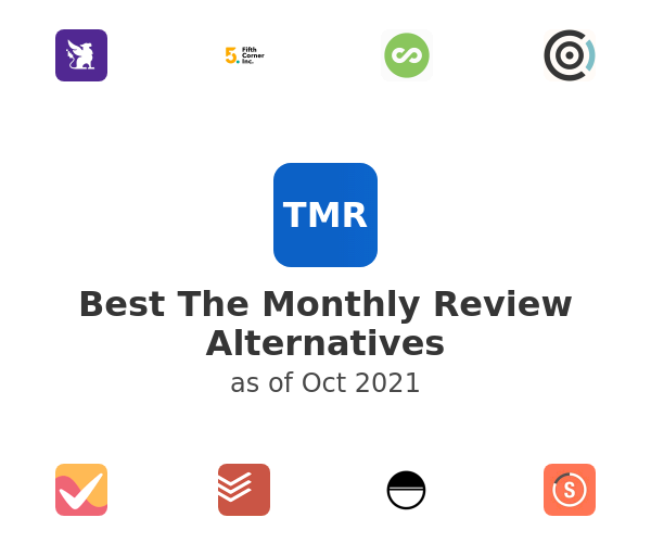 Best The Monthly Review Alternatives