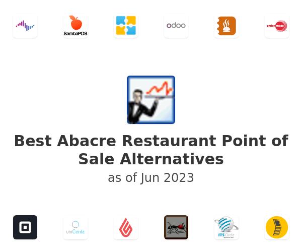 Best Abacre Restaurant Point of Sale Alternatives