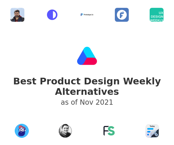Best Product Design Weekly Alternatives