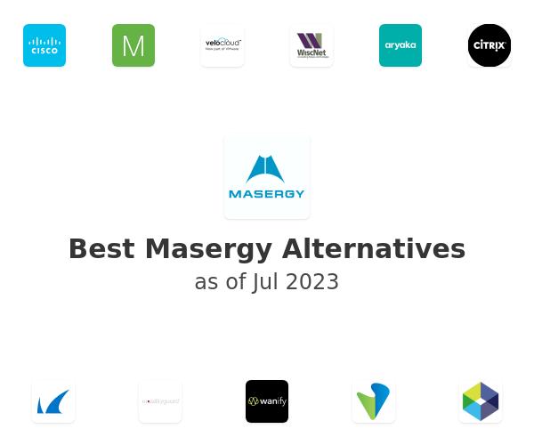Best Masergy Alternatives