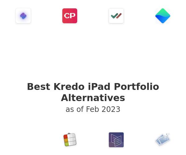 Best Kredo iPad Portfolio Alternatives