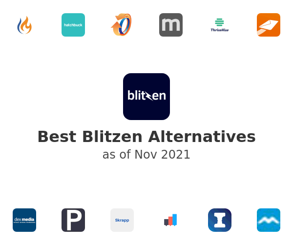 Best Blitzen Alternatives