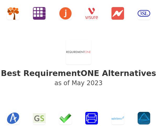 Best RequirementONE Alternatives