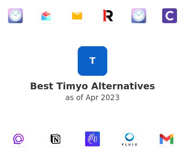 Best Timyo Alternatives