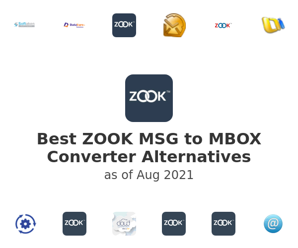 Best ZOOK MSG to MBOX Converter Alternatives