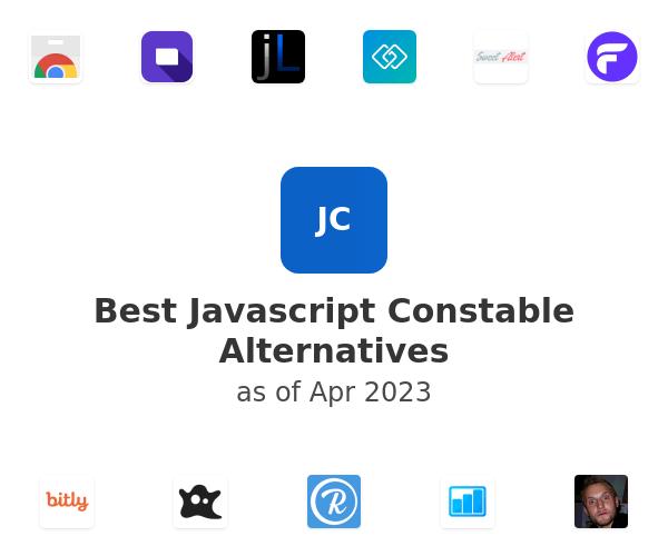 Best Javascript Constable Alternatives