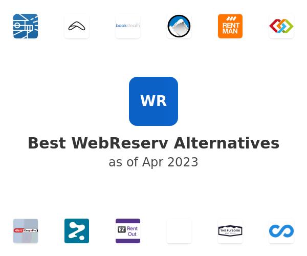 Best WebReserv Alternatives