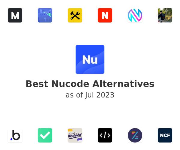 Best Nucode Alternatives