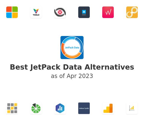 Best JetPack Data Alternatives