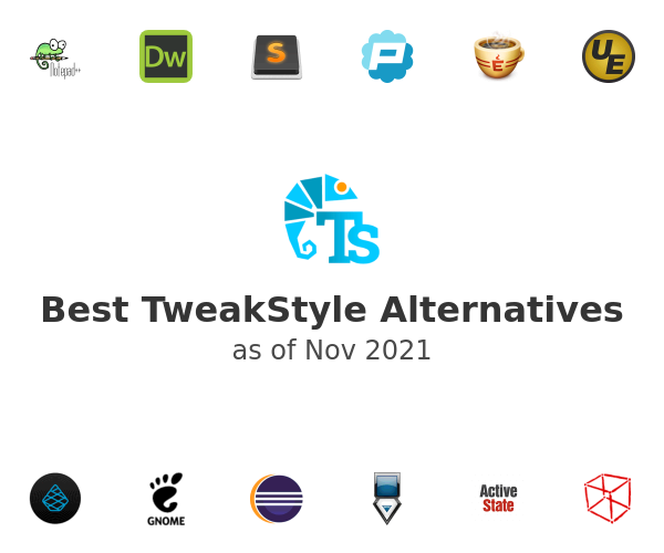 Best TweakStyle Alternatives