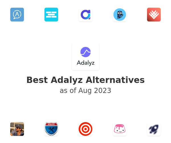 Best Adalyz Alternatives
