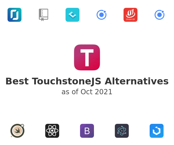 Best TouchstoneJS Alternatives