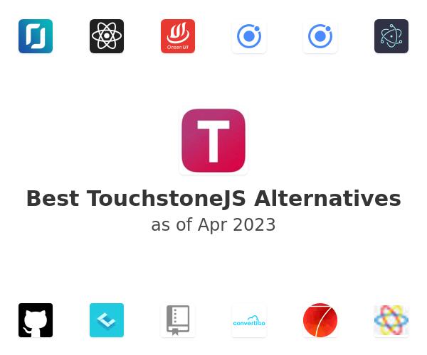 Best TouchstoneJS Alternatives
