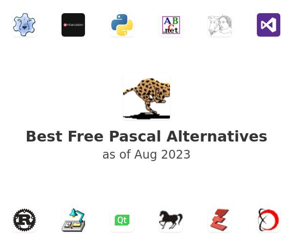 Best Free Pascal Alternatives