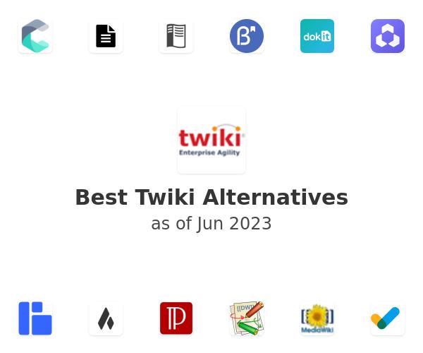 Best Twiki Alternatives