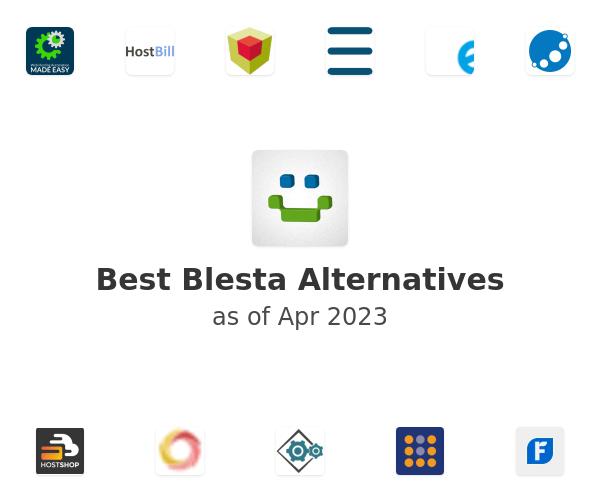 Best Blesta Alternatives