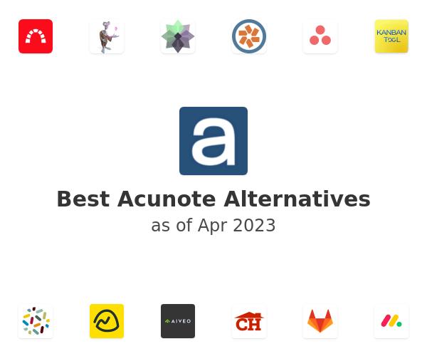 Best Acunote Alternatives